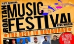 1st Annual Roatan Music Festival at Port of Roatan