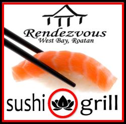 Roatan Sushi